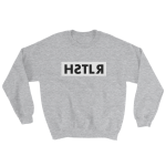reflections of a hstlr grey sweatshirt