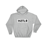reflections of a hstlr hoodie grey