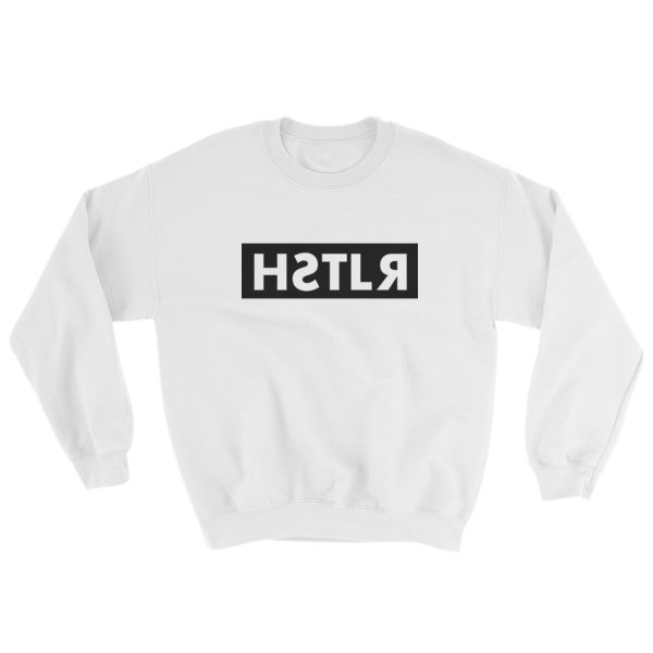 05c72cf3c Reflections of a HSTLR Sweatshirt White - HSTLR® Wear